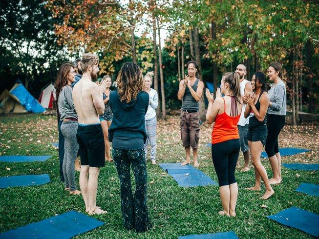 8 Tage Meditations und Yoga Urlaub am Mount Warning in Australien