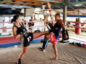 1 Week Muay Thai Training in Thailand