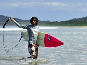 8 Days Beginner Costa Rica Surf Camp