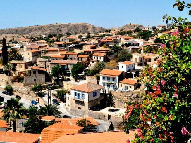 7 Tage Sonniger Yoga Urlaub in Larnaca, Zypern
