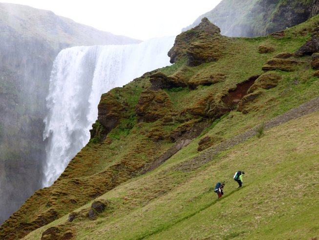 7 Days Running, Hiking, and Yoga Retreat in Iceland