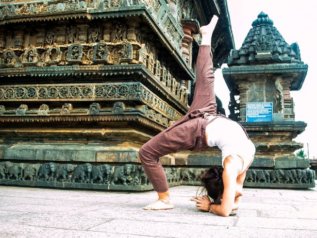 28 Days 250-Hr Hatha Yoga Teacher Training India