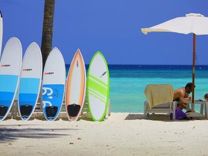 14 Days Beginner Surf Camp in Laamu Atoll, Maldives