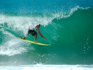 8 Day Fun Surf Camp in Camaçari, Bahia