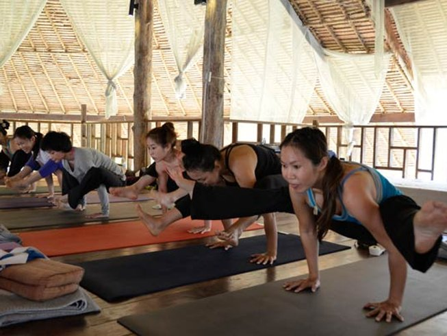 41 Days 300-hour Advanced Yoga Teacher Training in Thailand