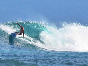 8 Days Surf Krui, Surf Camp in Lampung, Indonesia