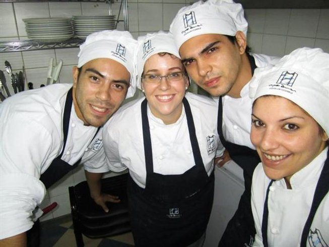 19 Weeks Culinary Arts Degree in Buenos Aires, Argentina
