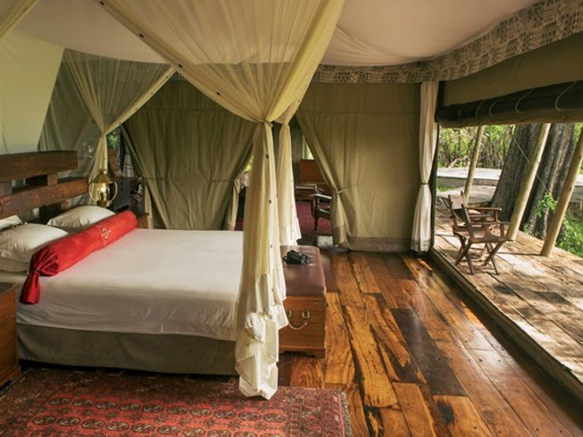 11 Days Family Luxury Safari in Botswana and Zambia