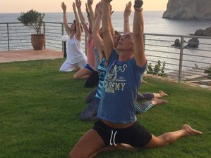 8 Days Yoga Meditation and Qi Gong Retreat in Crete, Greece