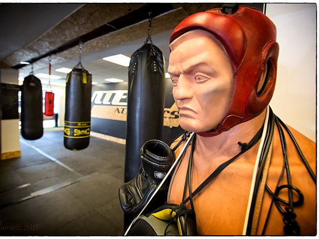 1 Week Intensive Boxing Training in Canada