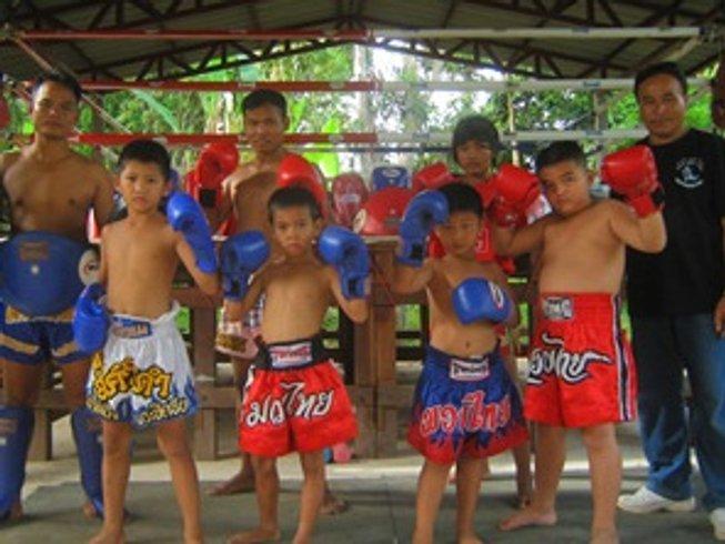 8 Days All Inclusive Muaythai in Sakhon Nakon, Thailand