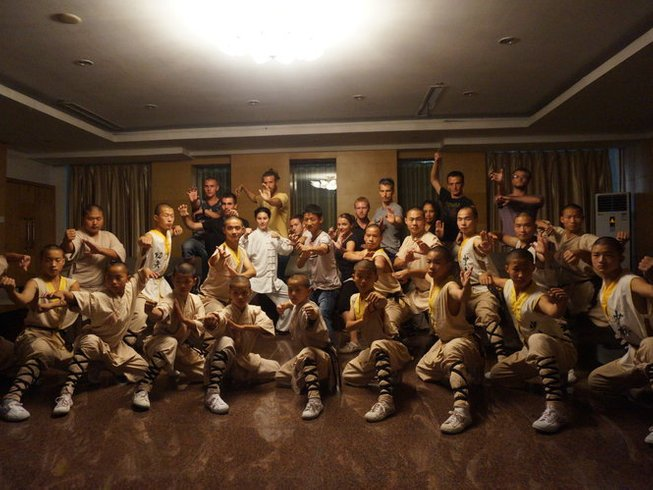 11 Months All Levels Shaolin Kung Fu training in Shandong Sheng, China
