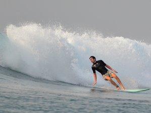 7 Days Private Charter Surf Camp Maldives