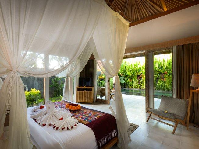 3-Daagse Huwelijksreis en Yoga Retraite Bali
