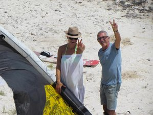 3 Days Kite Surf Camp in Tulum, Mexico