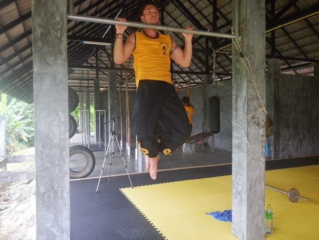 15 Days Kung Fu Warriors Intensive Fight Camp in Thailand