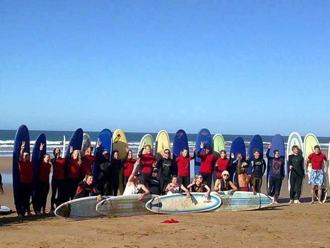 6 Days Surf and Yoga Retreat in Morocco