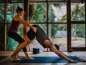 8 Day 100-Hour Therapeutic Ayurveda Yoga Specialist Training in Los Pargos, Guanacaste Province