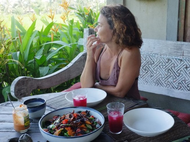 7 Days Culinary Holidays and Yoga Retreat in Bali, Indonesia