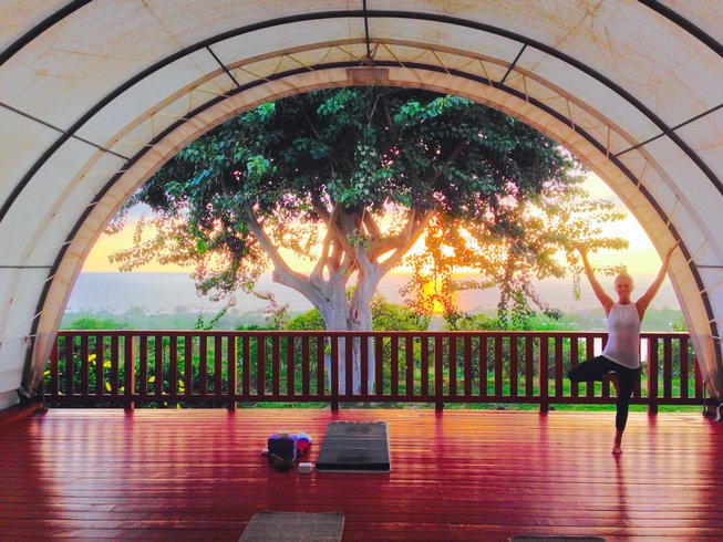 19 Days 200-Hour Meditation and Yoga Teacher Training Immersion in Hawaii