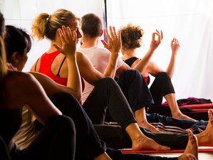 8 jours en retraite de yoga jivamukti à Fuerteventura, Espagne