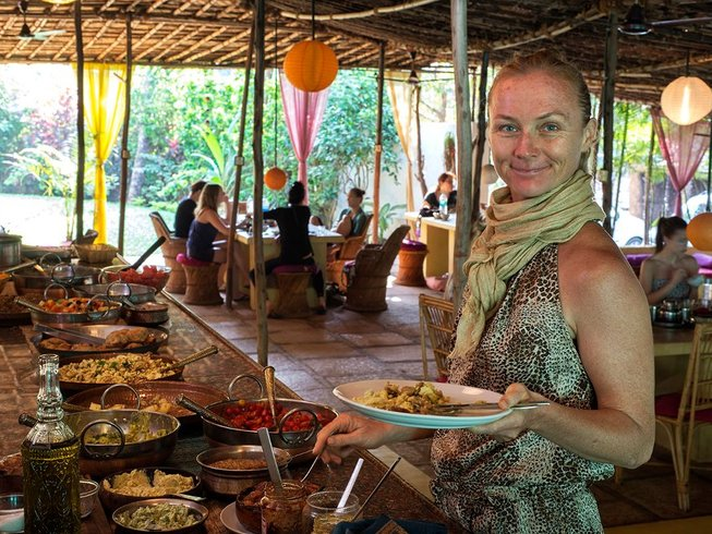 28-Daagse Intensieve Ashtanga Yoga Retraite in Goa, India