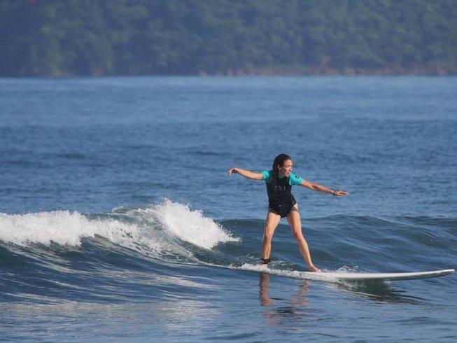 7 Tage Belebendes Yoga Retreat und Surf Camp Jaco, Provinz Puntarenas, Costa Rica