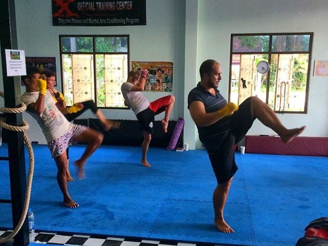 3 Weeks Fitness, Muay Thai & BJJ Training in Thailand