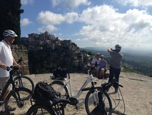 5 Days Escape Sightseeing and Cycling Tour in Gordes, France