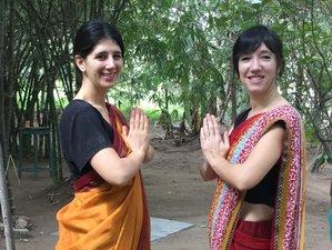 7 Days Meditation, Naturopathy, and Yoga Retreat near Auroville in Tamil Nadu, India