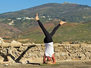 8 Days Iyengar Yoga and Paddle Surf Retreat in Portugal