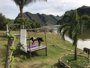 7 Day Yoga in Nature Wellness Retreat Situated in a Lake House with Various Water Sports in Tolima