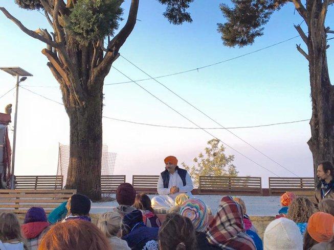 6 jours en stage de yoga économique en Ashram à Rishikesh, Inde