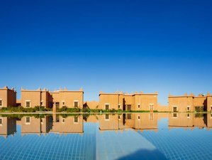 8 Days Yoga, Meditation and, Trekking Holiday in the Desert, in Ouarzazate, Morocco