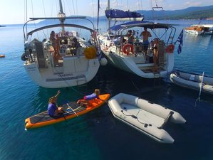 7 Days Sailing and Yoga Retreat in Sporades, Greece