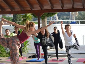4 Days Invigorating Yoga Retreat Greece