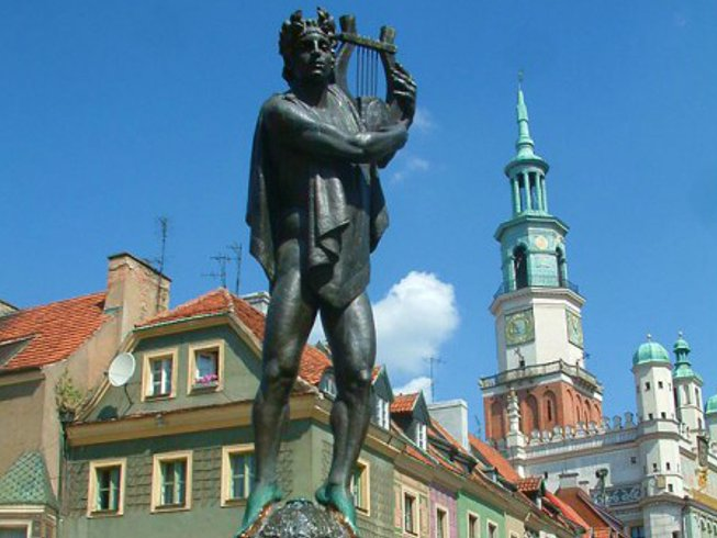 7 Days Cultural Adventure and Culinary Vacation in Poland