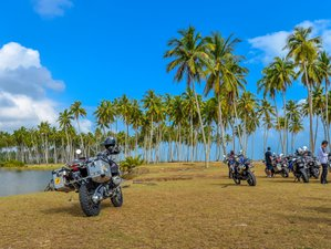 7 Days East Coast Self-Guided Motorbike Tour Malaysia
