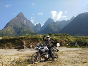 16 Days North Thailand, Laos, and Vietnam Guided Motorcycle Tour