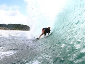 8 Days Budget Surfcamp San Sebastian, Spain