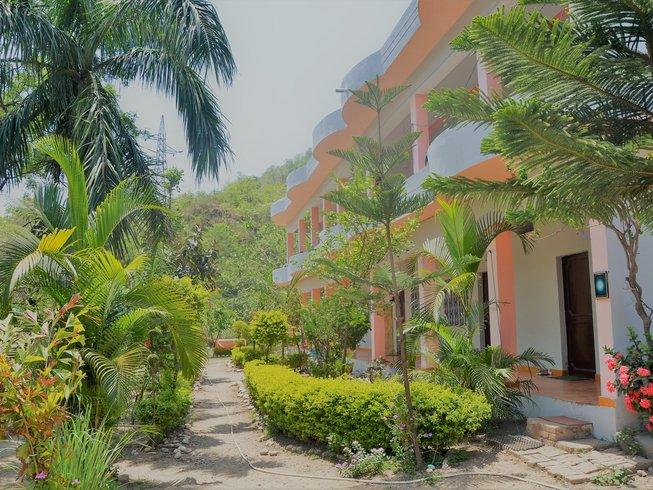 71 Days 500-Hour Yoga Therapy Teacher Training in Rishikesh, India