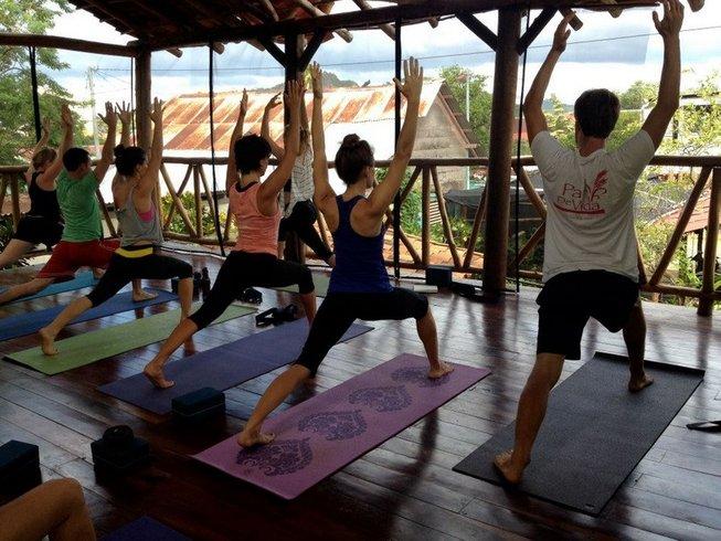 4 Days Manifesting Intentions Yoga Retreat California