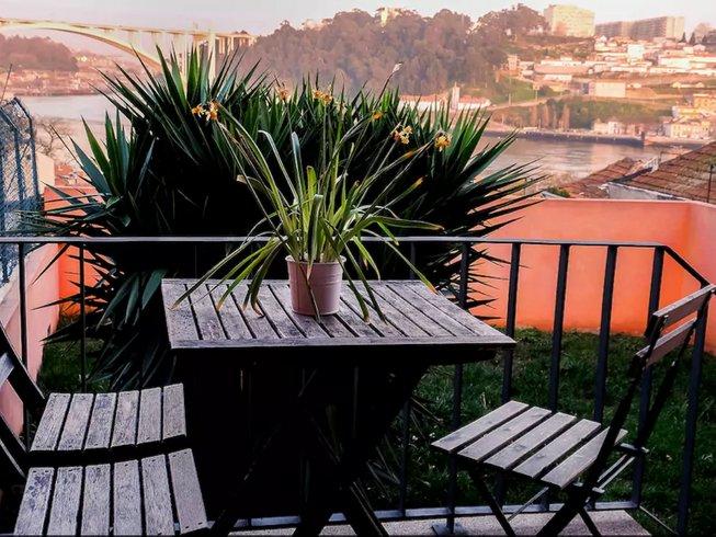 4 días de retiro de yoga y SUP en Porto, Portugal