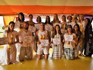 28 Days 200-Hour Yoga Teacher Training Course in Goa (Multi-Style)