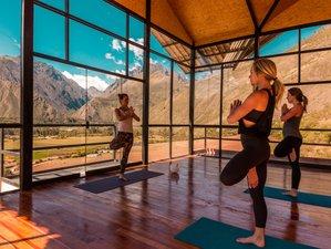6 días de retiro de yoga y viaje de conexión en Valle Sagrado y Machu Picchu, Cusco