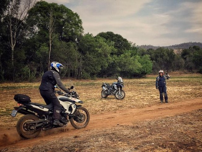 15 Days Adventure Motorcycle Tour in South Africa