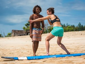 15-Daagse Surf en Yoga Retraite in Bali