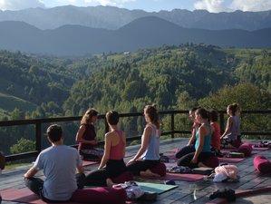 4 Tage Mini Retreat Yoga und Detox Wochenende in Transsilvanien