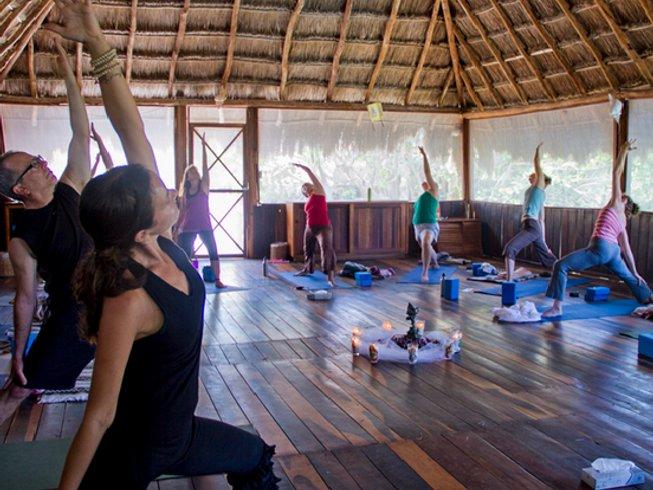 5 Days 4th Annual Satya Yoga Retreat in Isla Mujeres