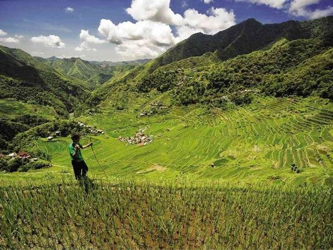 11 Days Trekking and Yoga Retreat in the Philippines